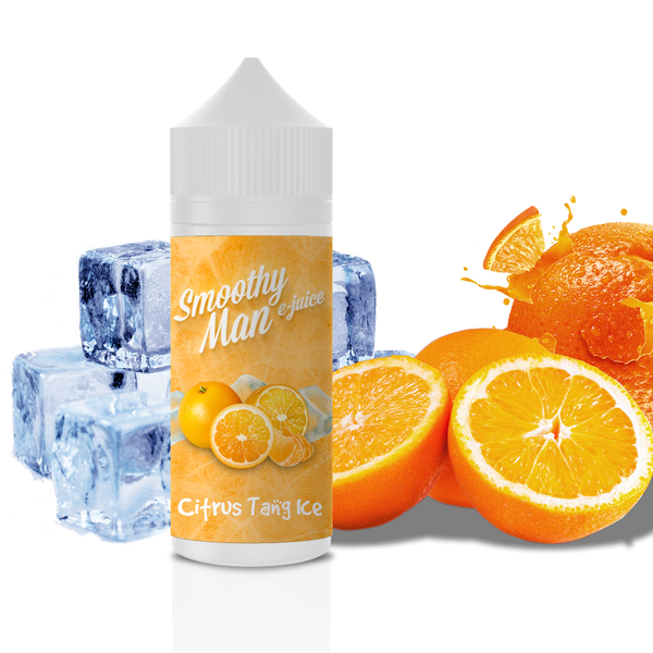 Smoothy Man Citrus Tang Ice 60ml