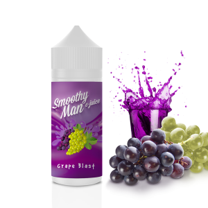 Smoothy Man Grape Blast 60ml