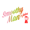 Smoothy Man Logo