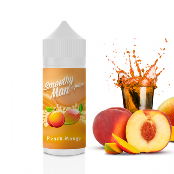 Smoothy Man Peach Mango 60ml