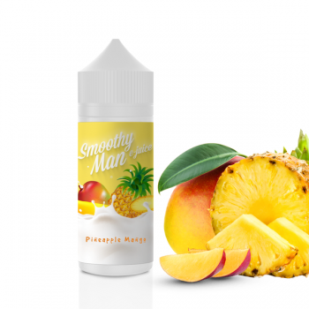 Smoothy Man Pineapple Mango 60ml