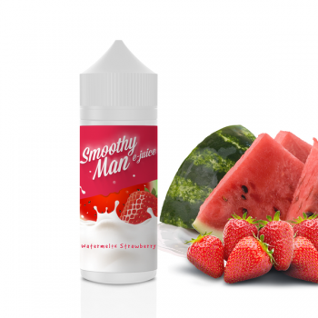 Smoothy Man Watermelon Strawberry 60ml