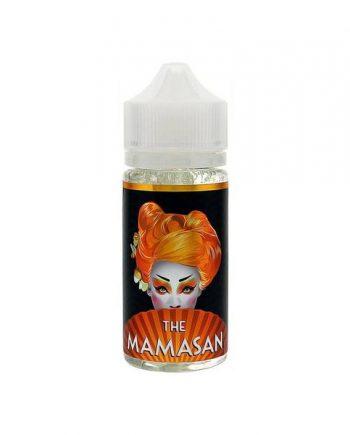 The Mamasan Guava Pop 100ml