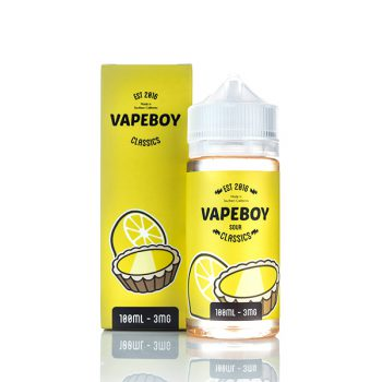 Vapeboy Classics I Tart Lemonz 100ml