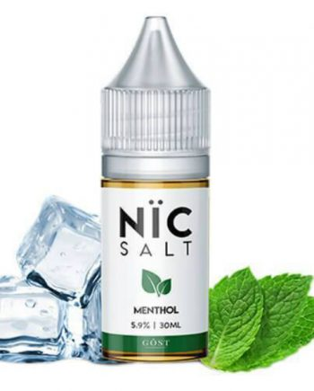 Nic Salt Gost Vapor Menthol 30ml