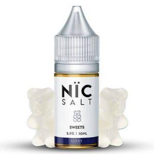 Nic Salt Gost Vapor Sweets 30ml