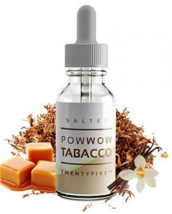 Salt Drops Salted Pow Wow Tobacco 30ml