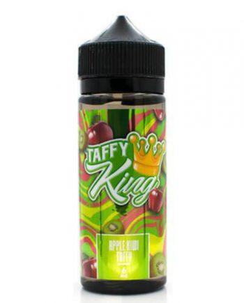 Taffy King Apple Kiwi Taffy 120ml