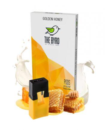 The Byrd Golden Honey Pods