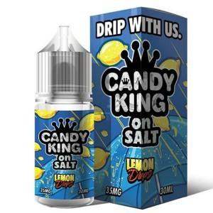 Candy King Salt Lemon Drops 30ml