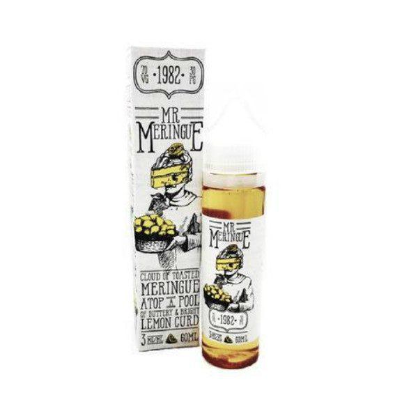 Charlie's Chalk Dust Eliquid Mr Meringue 60ml