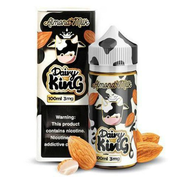 Dairy King Eliquid Almond Milk 100ml