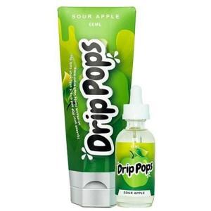 Drip Pops Sour Apple 60ml