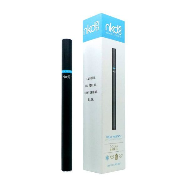 NKD100 Disposable E-Cig 50mg Polar Breeze