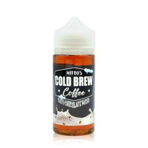Nitro's Cold Brew Coffee Vape Juice - White Chocolate Mocha