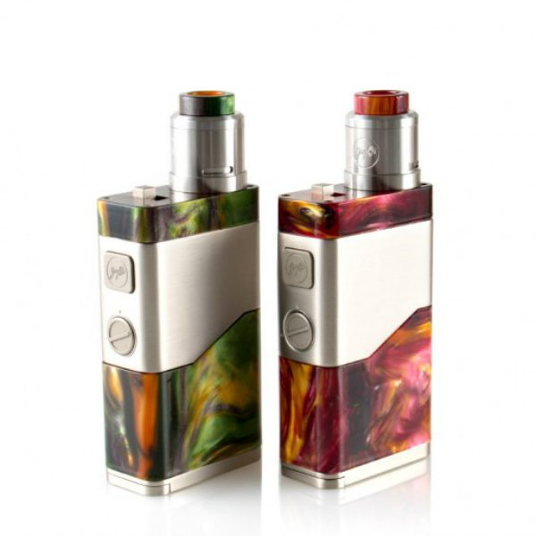 Wismec Luxotic NC 20700 with Guillotine V2