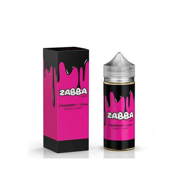 Zabba Strawberry 100ml