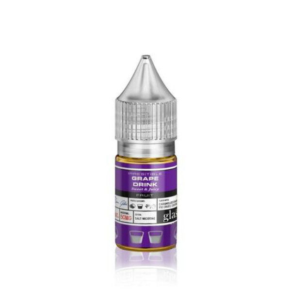 Basix Series Salt Grape Drink 30ml
