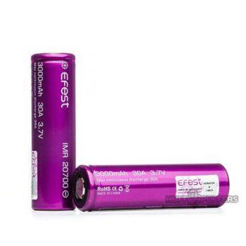 Efest 20700 3000mAh 30A Battery