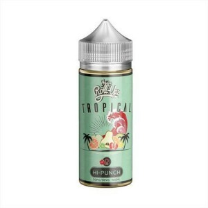 Juice Roll Upz Tropical Hi-Punch 100ml