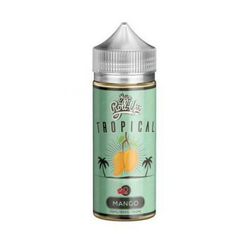 Juice Roll Upz Tropical Mango 100ml
