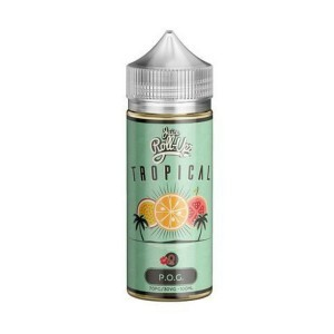 Juice Roll Upz Tropical POG 100ml
