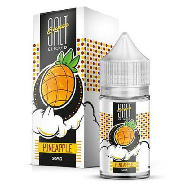 Super Salt E Liquid Pineapple 30mL
