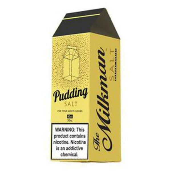 The Milkman Salt Pudding 30ml