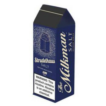 The Milkman Salt Strudelhaus 30ml