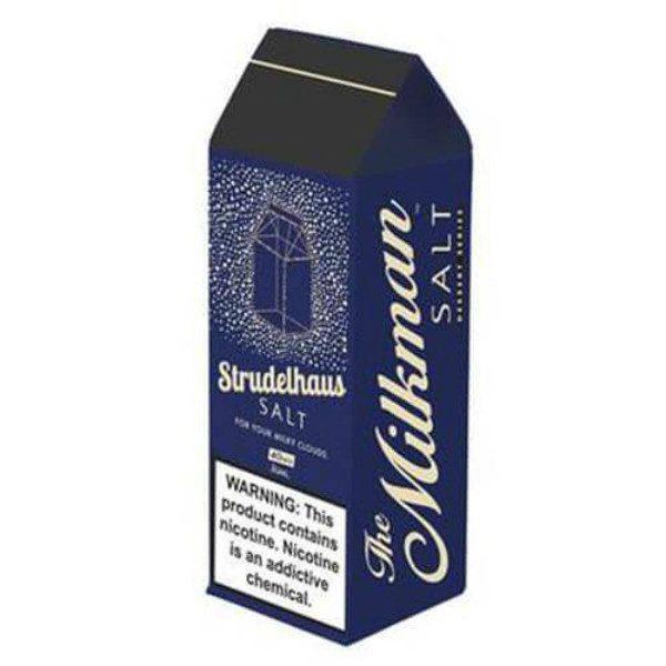 The Milkman Salt Strudelhaus 30ml