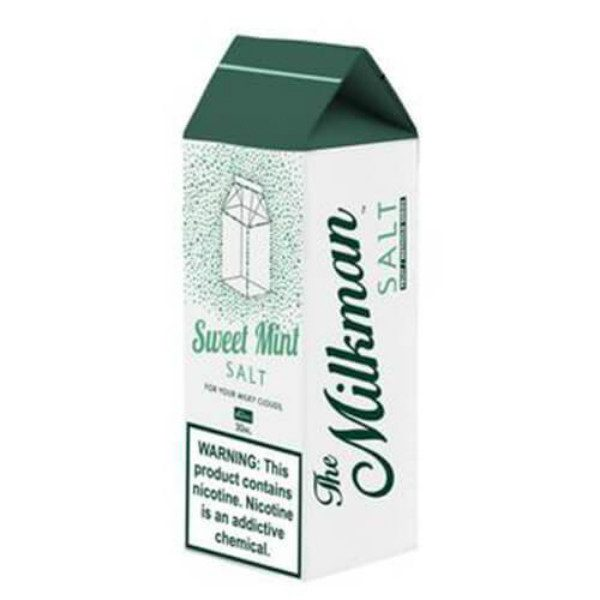 The Milkman Salt Sweet Mint 30ml