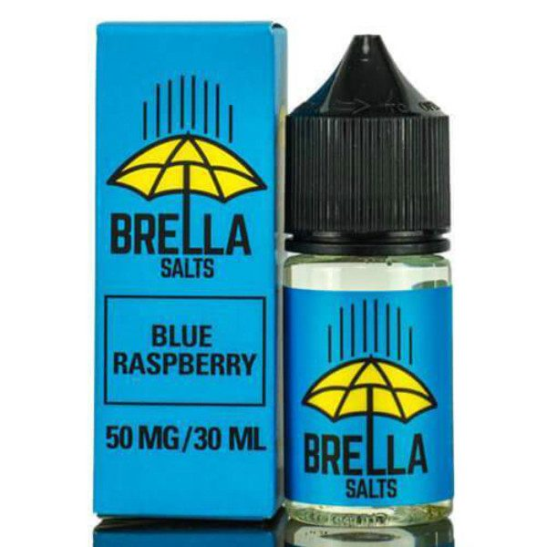 Brella Salts Blue Raspberry 30ml
