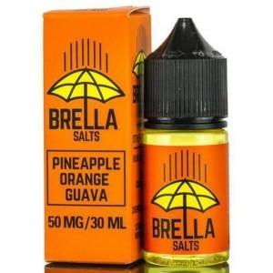 Brella Salts Pineapple Orange Guava 30ml
