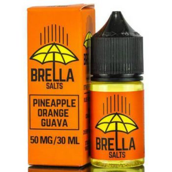 Brella Salts Pineapple Orange Guava 30ml