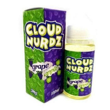 Cloud Nurdz Grape Apple 100ml