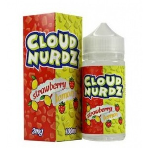 Cloud Nurdz Strawberry Lemon 100ml