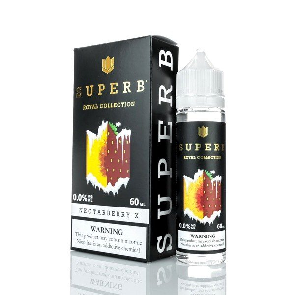 Superb Nectarberry X 60ml