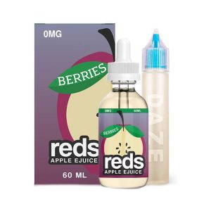 7 Daze Berries Reds Apple 60ml