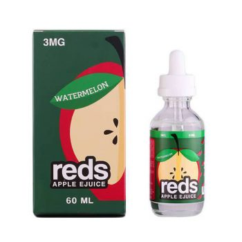 7 Daze Watermelon Reds Apple 60ml