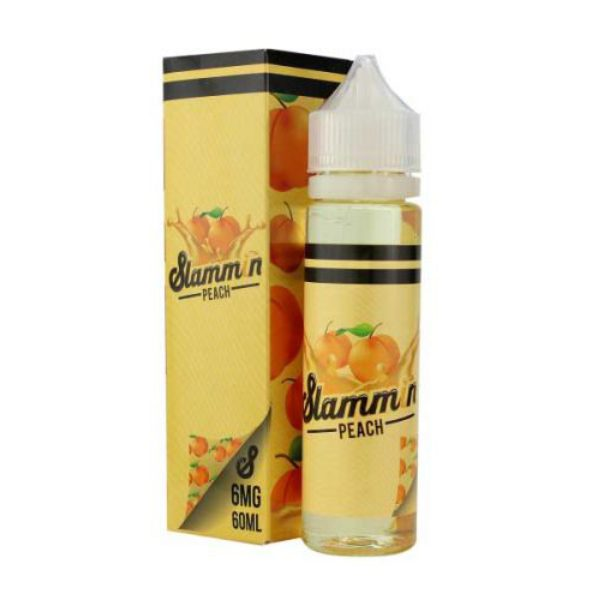 Slammin Peach 60ml