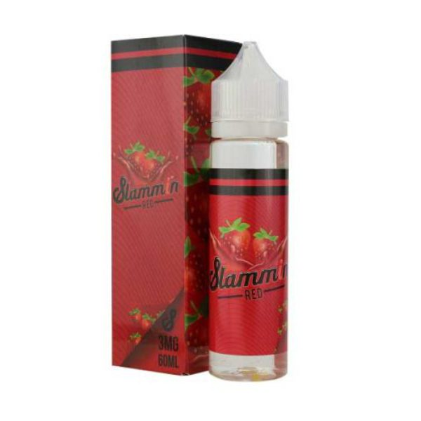 Slammin Red 60ml