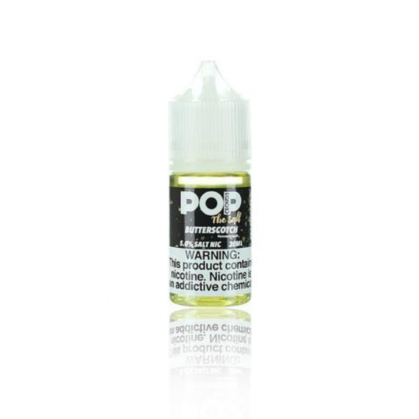 Pop Clouds The Salt Butterscotch Candy 30ml