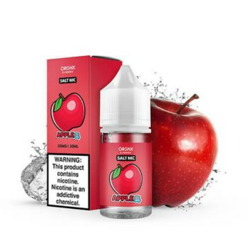 Orgnx E-Liquid Salts Apple Ice 30ml