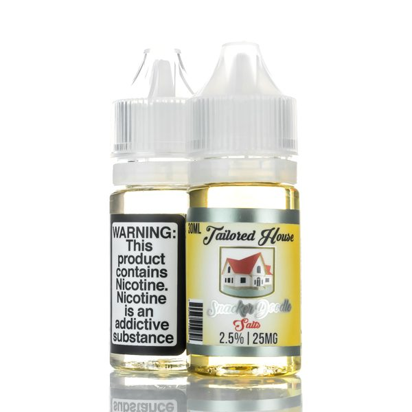 Tailored House Salts Snacker Doodle 30ml