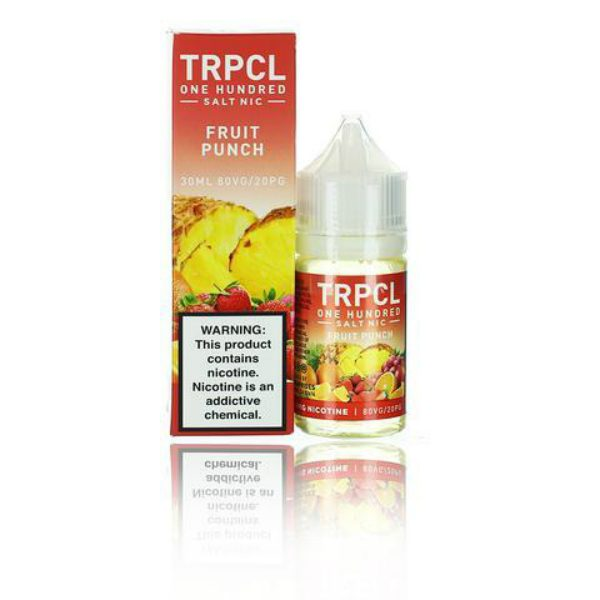 Tropical 100 Salts Fruit Punch 30ml
