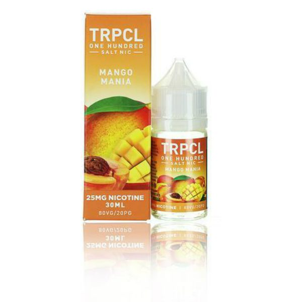 Tropical 100 Salts Mango Mania 30ml