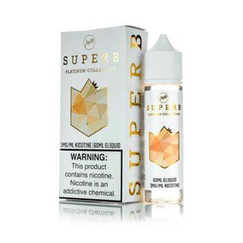 Superb x JayBo Platinum Collection White Currant 60ml