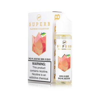 Superb x JayBo Platinum Collection White Peach 60ml