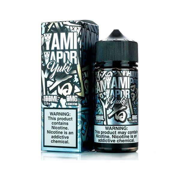 Yami Vapor Yuki 100ml
