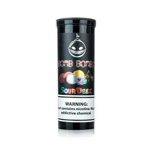 Bomb Bombz E-Liquid Sourdeez 100ml